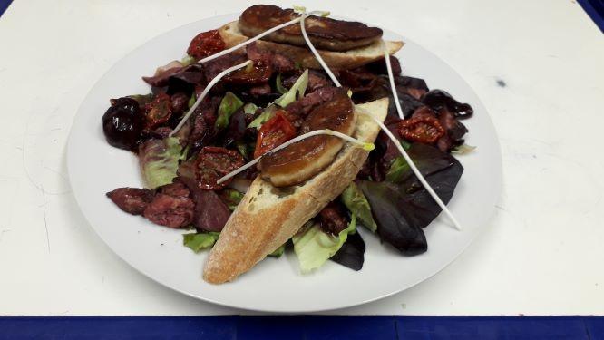 Salade de terroir
